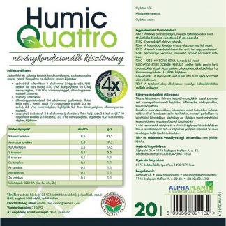 HUMIC-Quattro-növénykondícionáló-20-l