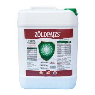 Zöldpajzs komplex lombtrágya - 10 liter