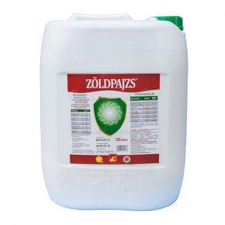 A Zöldpajzs komplex lombtrágya – 20 liter