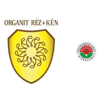 Organit® Réz+Kén lombtrágya – 1 liter