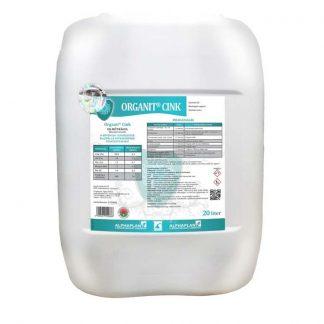 Organit Cink lombtrágya - 20 liter