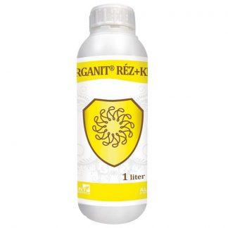 Organit Réz+Kén lombtrágya – 1 liter