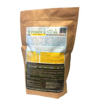 Humin Power G bio talajkondicionáló 1 kg