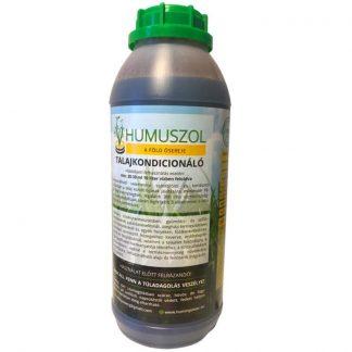 Humuszol bio talajkondicionáló – 1 liter
