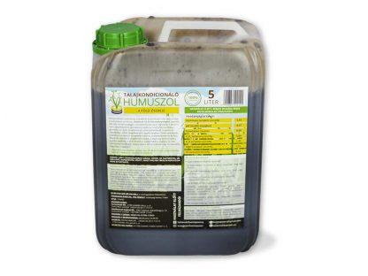 Humuszol bio talajkondicionáló – 5 liter