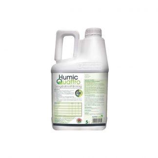 HumicQuattro növénykondícionáló készítmény- 5 liter