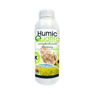 HumicQuattro növénykondícionáló készítmény- 1 liter